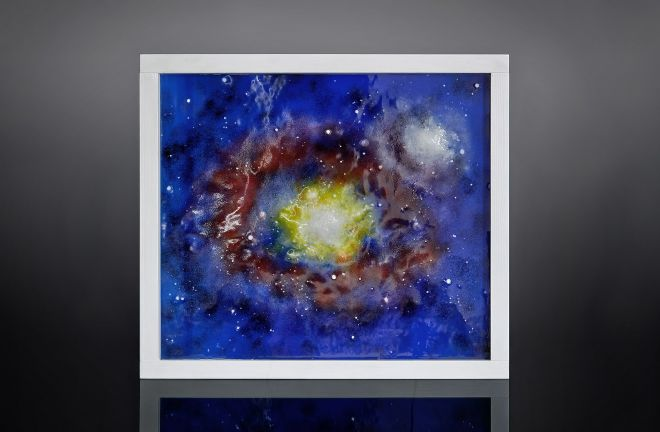 SAPCE COLLECTION - Space 1 - 47 x 54 cm