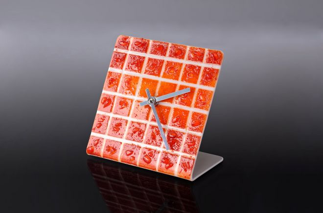 MOSAIC COLLECTION - Redsquare - 15 x 15 x 8 cm